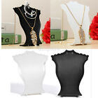 Jewelry Display Pendant Necklace Display Neck Form Bust for Necklaces New US