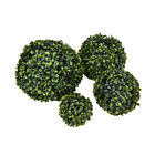 Artificial Plant Ball Topiary Tree Boxwood Wedding Party Outdoor Decoration SU