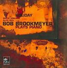 BOB BROOKMEYER - HOLIDAY: BOB BROOKMEYER PLAYS PIANO USED - VERY GOOD CD