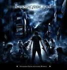 THUNDERBLAST - INVADERS FROM ANOTHER WORLD USED - VERY GOOD CD