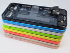 Genuine Apple iPhone 5 5S 5C SE Back Rear Chassis Housing Cover with Parts