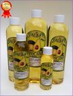 AVOCADO OIL ORGANIC REFINED CARRIER GOLD PRESSED 100% PURE  2 OZ-64 oz