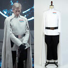NEW ! Star Wars Rogue One Imperial Admiral Director Krennic COSplay Costume $93.4 CAD