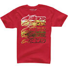 Alpinestars Dirt Spray T-Shirt Red