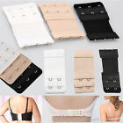New Ladies 2/3 Hook Bra Extender Soft Bra Extension Strap Underwear Belt Adding