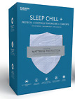 Fashion Bed Sleep Chill Plus twin mattress protector. Cool, comfy, No dustmite