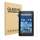 Premium Tempered Glass Guard Screen Protector Saver For Amazon Fire /HD Tablet