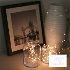 1/5/10 Set Warm White 30/100LED String Fairy Light Wedding Christmas Party Decor