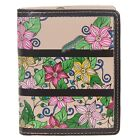 Shagwear Women's Small Wallets With Zipper Pocket Wings and Feathers Designs