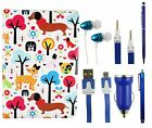 Universal Accessory Bundle Case Pack Fits Xiaomi Mi Pad 3 Tablet 8 Inch