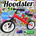 "NEW 12"" Boy Girl Children Balance Bike Red Hoodster TM Classic Strider Model 1"