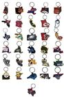 NFL HOME STATE FLEX KEYCHAIN PICK YOUR TEAM FOOTBALL on eBay
