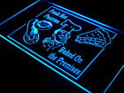 j403-b Fresh Hot Pastries Cafe Drink Neon Light Sign