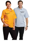 POLO SHIRTS WITH CUSTOMIZED EMBROIDERY LOGO $17.95 each QTY 6 UNIT MINIMUM