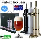 NEW Beer Server Dispenser Premium Super Draft Malts Can Bottle Fathers Day Gift
