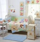 Disney Hiding Pooh 4 Piece Crib Bedding Collection Crib Bedding Set With Extras