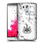 OFFICIAL NEWCASTLE UNITED FC NUFC 2017/18 MARBLE HARD BACK CASE FOR LG PHONES 1