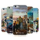 OFFICIAL LONELY DOG SUMMER SOFT GEL CASE FOR APPLE iPHONE PHONES