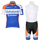 S088 Bicycles Set 2017 Men styles summer Shirt cycling jersey MTB bib shorts Set