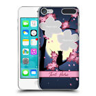 CUSTOM CUSTOMISED PERSONALISED DREAMY BLOSSOMS CASE FOR APPLE iPOD TOUCH MP3