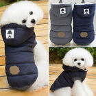Clothing Shoes - US Hot Pet Coat Dog Jacket Winter Clothe Puppy Cat Sweater Clothing Coat Apparel