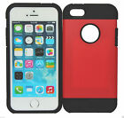 Strong Durable Slim Armor Shock Proof Case Cover For apple i phone 4 5 6 plus