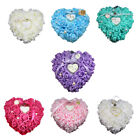 New And Beautiful Creative European heart-shaped ring box wedding supplies