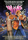48 HRS (EDDIE MURPHY AND NICK NOLTE) 01 GLOSSY FILM POSTER PHOTO PRINTS
