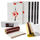 S8 RED Stencil Transfer Paper for Clean, Crisp Tattoo Stencils $39.93 USD