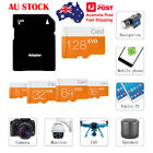 32GB 64GB 128GB Micro SD Memory Card TF w/Adapter Class 10 for Mobile Phone PC