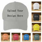 New Personalised Custom BASEBALL CAP HAT Printed