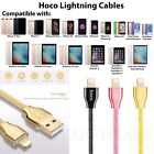 Nylon Braided iPhone 7 6 5s SE Lightning USB Data Cable Charger WARRANTY! lot