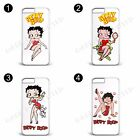 Betty Boop Pink Heart Cartoon Hard Phone Case Cover For All iPhone $7.35 USD on eBay