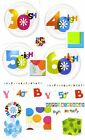 Plastic plates clear 1000 - Mix & Match Birthday Supplies 20's,30's,40's,50's,60's Design Your Own Party