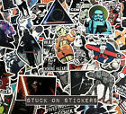 Mixed Star Wars Skateboard Stickers 10 25 50 Random Laptop Decal Phone Jedi Sith $3.95 AUD