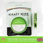 0.375mm (27 AWG) - Comp SS316L (Marine Grade Stainless Steel) Wire - 6.79 ohms/m