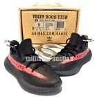 YEEZY BOOST 350 V2 CORE BLACK RED BRED SNEAKERS 3D KEYCHAIN SHOE BOX FIGURE 1:6