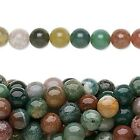 "16"" Strand Natural Fancy Jasper Gemstone Beads ~ 4mm, 6mm OR 8mm"