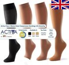 Activa CLASS 2 Compression Socks Below Knee Support Hosiery 18-24mmHg ALL SIZES