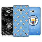 CUSTOMISED MANCHESTER CITY MAN CITY FC 2017/18 CASE IN GEL PER NOKIA TELEFONI 1