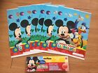 Mickey Mouse Clubhouse Birthday Party Loot Bags Disney Favor Loot Bags From 99p