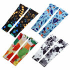 Elastic Sports Elbow Brace Wrap Sweat-absorption Arm Sleeves Protector Pair