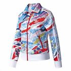 ADIDAS Originals Womens California Beach Surf Firebird Track Top Jacket XS S M