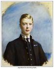 KING EDWARD VIII AS PRINCE OF WALES PRINT. NOW AVAILABLE AS CANVAS PRINT, TOO