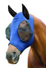 Roma Stretch Bug Eye Saver with Mesh Over Eyes Fly Mask With Ears