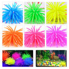 Artificial Silicone Soft Coral Simulation Underwater Ornament Fish Tank Aquarium