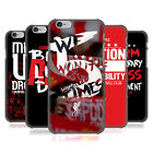 OFFICIAL LIVERPOOL FC LFC REDMEN HARD BACK CASE FOR APPLE iPHONE PHONES