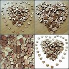 heart decorations - Wedding Table Scatter Heart Wooden Wood Decoration Crafts Wedding Supplies Love