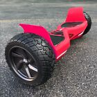 """Off Road All Terrain Rover Hoverboard Big Mud Tire Monster Wheels UL2272 8.5"""""""
