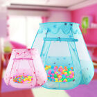 Kids Childrens Baby Fairy Tent Ball Pit Fun Indoor Playhouse Pop Up Play House